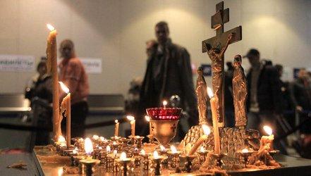 свеча за упокой живому человеку 1