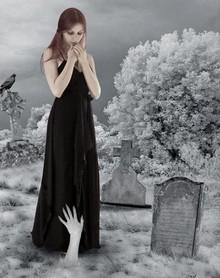 как правильно вести себя на кладбище - правила поведения на кладбище 8