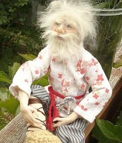 домовой кукла