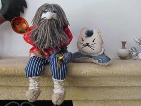 кукла домового