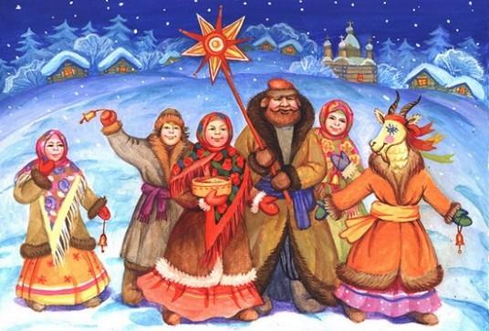 Праздник зимнего солнцестояния у древних славян и сегодня: магия Коляды